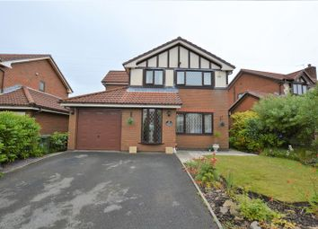 Thumbnail 4 bed detached house for sale in Fieldfare Way, Ashton-Under-Lyne