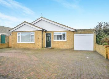 Thumbnail 4 bed bungalow for sale in Leonard Road, Greatstone, New Romney, Kent