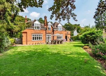 Thumbnail 4 bed detached house for sale in St. Pauls Cray Road, Chislehurst, Kent