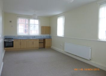 Thumbnail 1 bed duplex to rent in Percy Street, Hartlepool