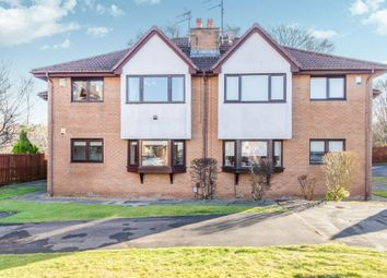 Thumbnail 2 bed flat for sale in Braidpark Drive, Giffnock, Glasgow