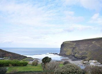 Thumbnail 4 bed flat for sale in Crackington Haven, Bude