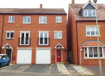 Thumbnail 3 bedroom end terrace house for sale in Marshall Crescent, Wordsley, Stourbridge, West Midlands