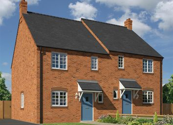 Thumbnail 3 bed semi-detached house for sale in Cross Gates Meadow, Ford, Shrewsbury