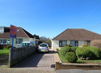 Thumbnail 2 bedroom semi-detached bungalow for sale in St Johns Road, Locks Heath, Southampton.