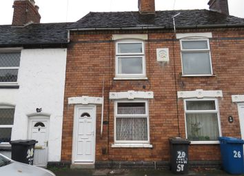 Thumbnail 3 bed terraced house for sale in New Street, Tamworth