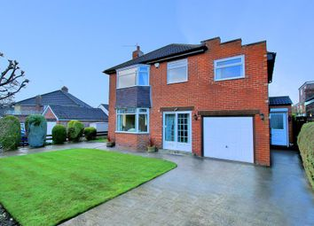 Thumbnail 4 bed detached house for sale in Green Lane, Cookridge