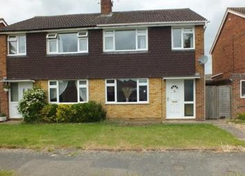 Thumbnail 3 bedroom semi-detached house to rent in Sweetings Avenue, Little Paxton
