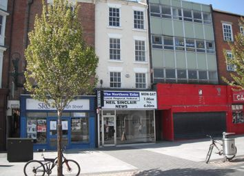 Thumbnail Retail premises to let in 112 High Street, Stockton TS18 1Bb,
