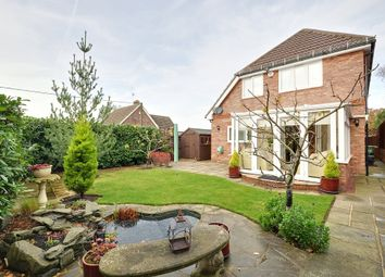 Thumbnail 3 bed detached house for sale in Worlds End Lane, Chelsfield, Orpington