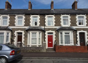 Thumbnail 2 bedroom terraced house to rent in Wyndham Road, Cardiff
