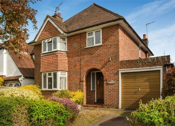 Thumbnail 3 bed detached house for sale in 34 The Drive, Amersham, Buckinghamshire