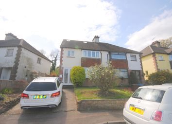 Thumbnail 4 bed semi-detached house to rent in Johnsdale, Oxted