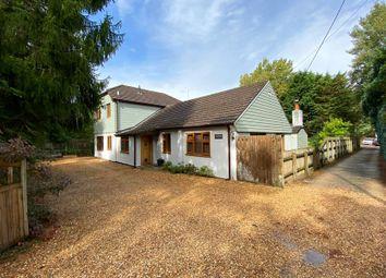 Grange Road, St Leonards, Ringwood BH24. 5 bed detached house