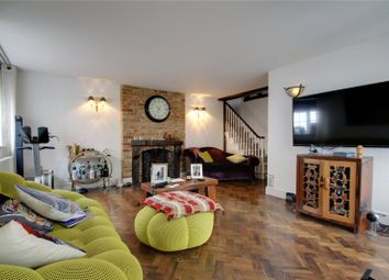 Thumbnail 3 bed end terrace house to rent in High Street, Chobham, Surrey