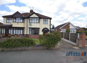 Thumbnail 3 bed detached house to rent in Dilloways Lane, Willenhall