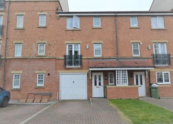 Thumbnail 5 bed town house for sale in Ovett Gardens, Gateshead, Tyne And Wear
