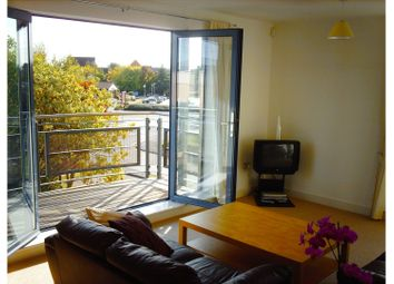 Thumbnail 2 bed flat for sale in The Quays, Nottingham
