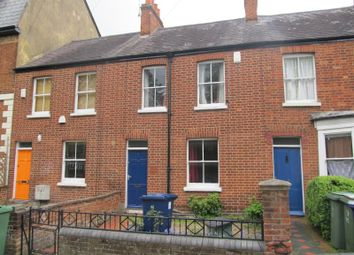 Thumbnail 3 bed terraced house to rent in Rectory Road, Oxford