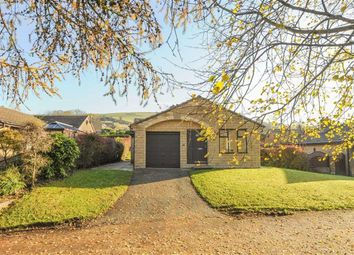 Thumbnail 3 bed detached bungalow for sale in Rushbed Drive, Rawtenstall, Lancashire