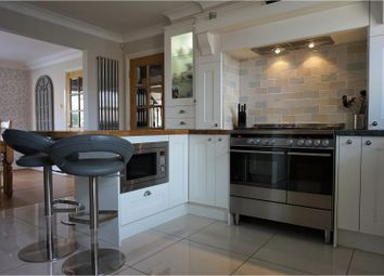 Thumbnail 4 bed detached house for sale in The Shetlands, Retford