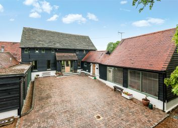 Thumbnail 4 bed detached house for sale in Horsham Road, Capel, Dorking, Surrey