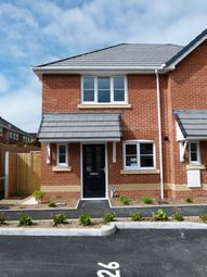 Thumbnail 3 bed end terrace house to rent in Langley Road, Poole