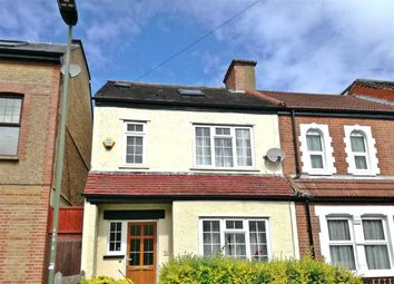 Thumbnail 4 bed end terrace house for sale in Arrol Road, Beckenham