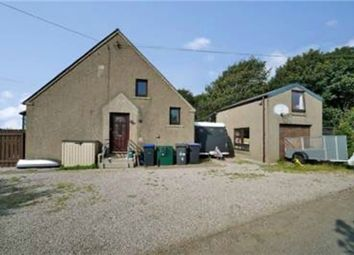 Thumbnail 3 bed semi-detached house for sale in Glendaveny, Glendaveny, Peterhead, Aberdeenshire