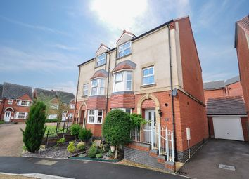 Thumbnail 4 bed town house for sale in Ash Tree View, Newport