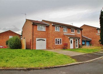 Thumbnail 4 bed semi-detached house to rent in Ellington Drive, Basingstoke