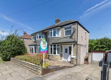 3 bed semi-detached house for sale in Kenley Parade, Wibsey, Bradford BD7
