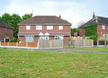 Thumbnail 3 bed semi-detached house for sale in Lodge Road, Hartshill, Stoke-On-Trent