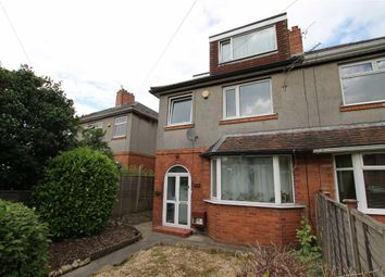 Thumbnail 5 bedroom semi-detached house for sale in Monks Park Avenue, Horfield, Bristol
