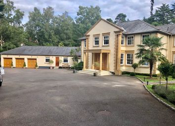Thumbnail 7 bed detached house to rent in St Georges Hill, Weybridge, Surrey
