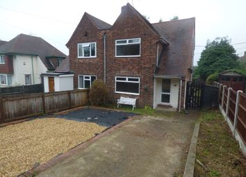 Thumbnail 3 bed semi-detached house to rent in Wollaton Road, Beeston, Nottingham