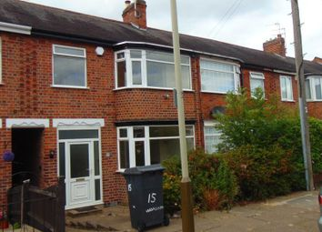 Thumbnail 3 bed town house to rent in Worcester Road, Leicester