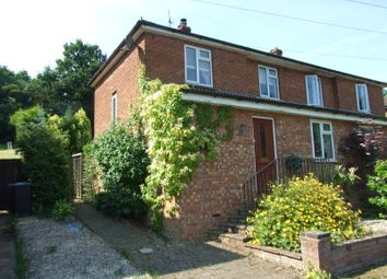 Thumbnail 3 bed semi-detached house for sale in Spinney Lane, Aspley Guise