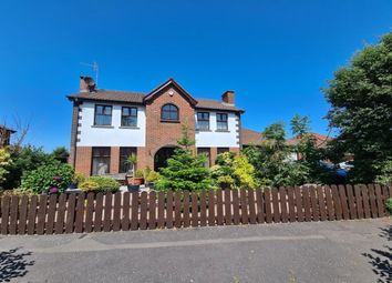 Thumbnail 4 bed detached house for sale in Lord Warden's Parade, Bangor