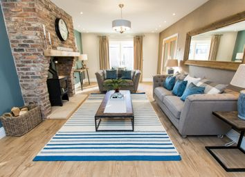 Thumbnail 4 bed detached house for sale in Plot 15 Saint Germaine Way, Scothern, Lincoln