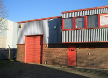 Thumbnail Light industrial for sale in Unit B4, Mercia Way, Foxhills Industrial Estate, Scunthorpe, North Lincolnshire