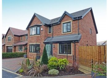 Thumbnail 4 bed detached house for sale in Hassall Road, Stoke-On-Trent