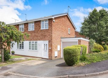 Thumbnail 2 bed semi-detached house for sale in Naseby Road, Wolverhampton