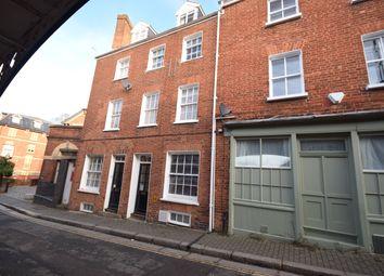 Thumbnail 1 bedroom flat for sale in Bridge House, Lower North Street, Exeter, Devon