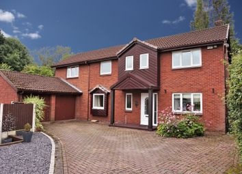 Thumbnail 5 bed detached house for sale in Brimfield Avenue, Tyldesley