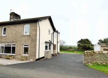 Thumbnail 4 bed semi-detached house for sale in Braides Cottages, Sandside, Cockerham