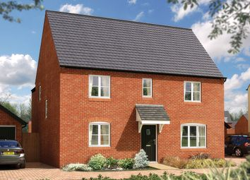 """Thumbnail 4 bed detached house for sale in """"The Ansell"""" at Whitelands Way, Bicester"""