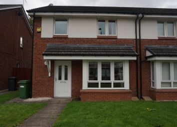 Thumbnail 3 bed semi-detached house to rent in Dean Court, Clydebank