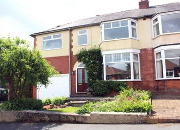 Thumbnail 4 bedroom semi-detached house for sale in Kermoor Avenue, Bolton