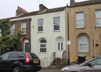 Thumbnail 3 bedroom terraced house for sale in Wellington Street, Gravesend, Kent